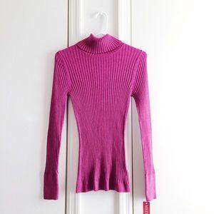 Merona Turtleneck Ribbed Sweater